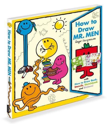 How to Draw Mr. Men por Egmont Publishing UK