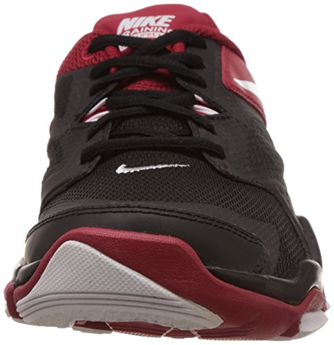 Nike Flex Supreme Tr 3, Chaussures de Sport Homme, Taille Multicolore - Varios colores (Negro / Blanco / Rojo (Black / White-Gym Red))