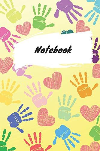 Notebook: Pre-K Preschool Kindergarten Teacher Journal - Great Accessories & Gift Idea for Teacher Appreciation Day or Retirement.