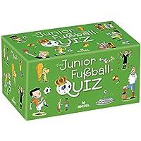 Moses 90233 - Das Junior Fußball Quiz, mehrfarbig