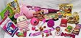 101653 Schultüte 22cm Polly pink gefüllt mit Spielsachen für Schulanfang Geschwistertüte