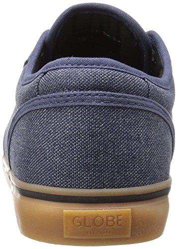 Globe Motley Herren Sneaker Navy Chambray/Gum