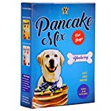 #8: Petsutra Dog Food Pancake Mix Breakfast Treat for Dogs, Blueberry, 250 g