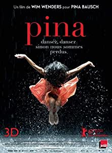 Pina Poster Movie Affiche du film French 27 x 40 Inches - 69cm x 102cm