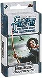 Asmodee  HEI0333 - Kartenspiel - Game of Thrones - der Eiserne Thron: Wechsel der Jahreszeiten, weiß / blau