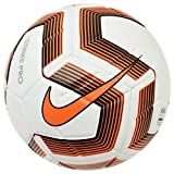 Nike Unisex- Erwachsene Strike Pro Team Fußball, White/Black/total orange/total orange, 5