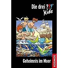 Die drei ??? Kids 66. Geheimnis im Meer (drei Fragezeichen) by Ulf Blanck (2016-02-11)