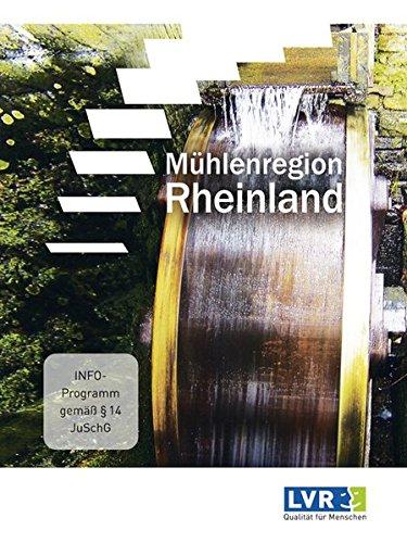 Preisvergleich Produktbild Mühlenregion Rheinland,  1 DVD