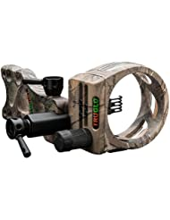 Truglo TSX Pro Tool-Less Sight with Light 5 Pin .019 RH/LH, APX