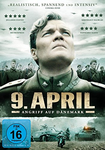 9. April - Angriff auf Dänemark (Kriegsfilme Auf Dvd)