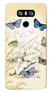 Insane Designer Printed Hard Case Back Cover for LG G6