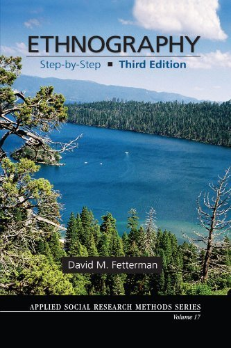 Ethnography: Step-by-Step (Applied Social Research Methods) 3rd (third) by Fetterman, David M. (2009) Paperback