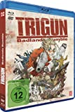 DVD Cover 'Trigun - The Movie: Badlands Rumble [Blu-ray]
