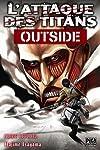 L'Attaque des Titans - Guide Officiel : Outside Edition simple One-shot