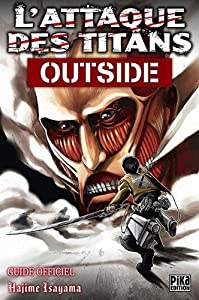 L'Attaque des Titans - Guide Officiel : Outside Edition simple One-shot