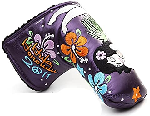 SaySure - Golf Putter Cover Headcover for Blade Golf Putter
