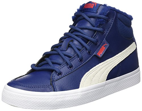 Puma 1948 Mid Vulc Winter Jr, Baskets Hautes Mixte Enfant
