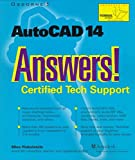 Product icon of [(AutoCAD 14 Answers! : Certified Tech Support)] [By
