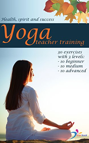 Yoga teacher training: Yoga for stress management and ...
