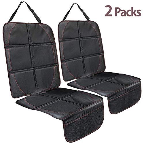 IREGRO 2 Pack Protector Asiento Coche Mejor