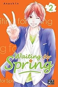 Waiting for spring, tome 2 par  Anashin