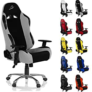 fauteuil de bureau racing chaise racing racing chair cuisine maison. Black Bedroom Furniture Sets. Home Design Ideas