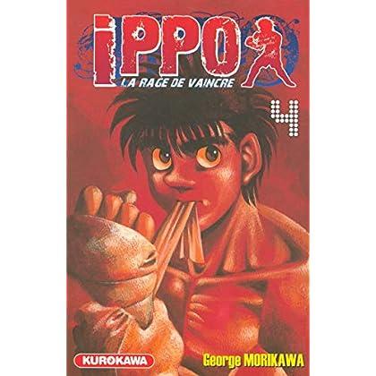 Ippo - saison 1, La rage de vaincre - tome 04 (4)