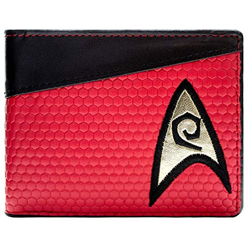 Cartera de Star Trek Shirt Multicolor 1