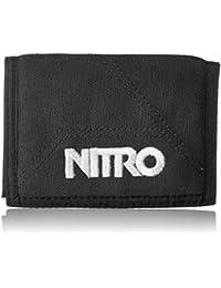 Nitro Geldbeutel Wallet - , color negro, talla DE: 14 x 10 cm