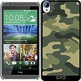 Hülle für Htc Desire 820 - Camouflage Füße by wamdesign