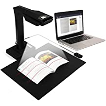 Scanner per libri e documenti CZUR con OCR Intelligente per Mac e Windows