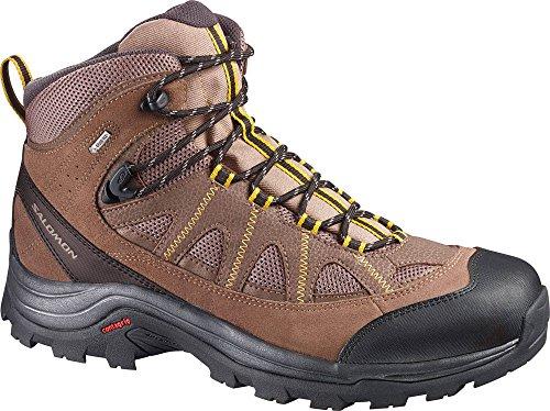 Braun Trekking GTX Authentic Herren LTR Wanderstiefel Salomon 8q7YgZx