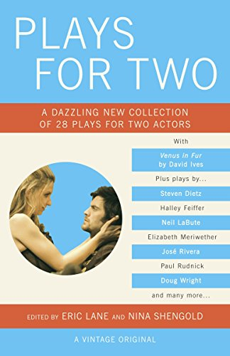 Plays for Two: A Dazzling New Collection of 28 Plays for Two Actors