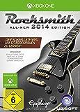 Rocksmith 2014 (ohne Kabel) [Xbox ONE]