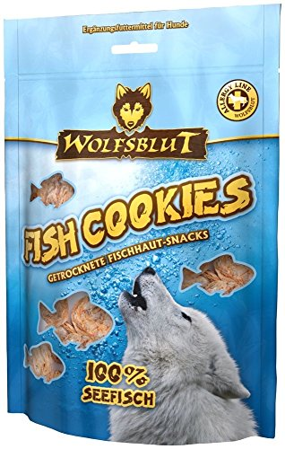 Wolfsblut Fish Cookies Seefisch 150g