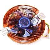 Ventilador De Refrigeración Para Intel LGA775 / Celeron / Pentium 4 / Pentium D / Amd 754 / AM2 / AM3 CPU