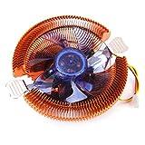 CPU Kühler Lüfter für Intel LGA775/Celeron/Pentium 4/Pentium D/AMD 754/AM2/AM3