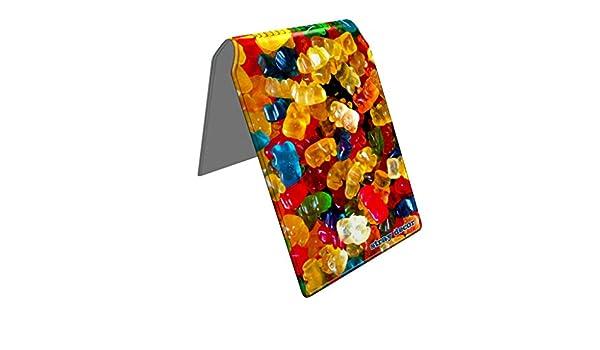 Passe dautobus /Étui /à Cartes//Porte-Cartes pour Titres de Transport Gummy Bears Passe Navigo et Moneo Cartes de Cr/édit Stray Decor Navigo Pass