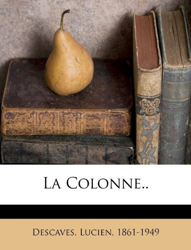 La Colonne..