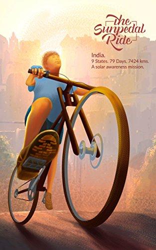 Solar Bicycle Adventure Journey Of 79 Days 7424 Kilometres Across