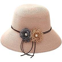 Screenes Damas Sombrero para De Sombrero El Sol Pesca Flexible Vacaciones  Estilo Simple De Verano Sombrero 4cdcc6d0e7fc