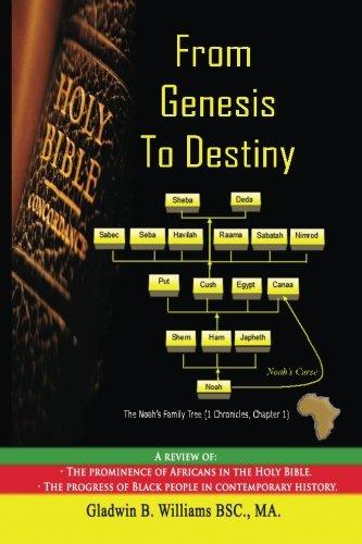 From Genesis To Destiny por Gladwin B. Williams