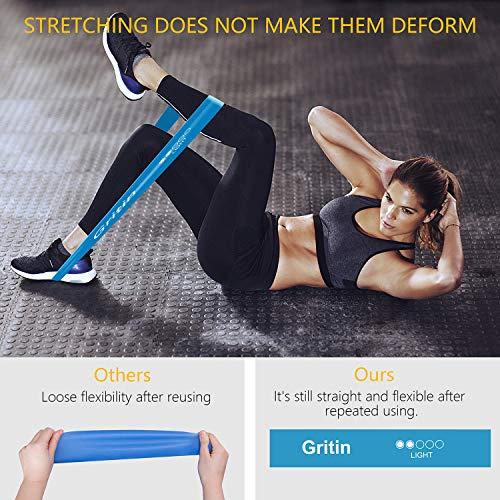 Zoom IMG-3 gritin elastici fitness set di