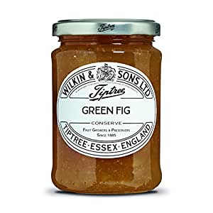 Wilkin & Sons Tiptree Green Fig Conserve - 3 confezioni da 340 g