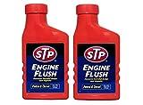STP Engine Flush 450 Ml Pack of 2
