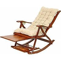 HDWN Allungato cuscino sedia a dondolo sedia cuscino pi¨´ spesso sedia divano cuscino reclinabile cuscino sedia cuscino , 125x48x10cm , khaki