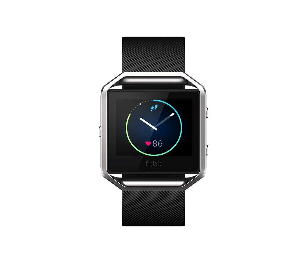 Fitbit Fitbit Unisex Fitness Uhr Blaze, Schwarz, S