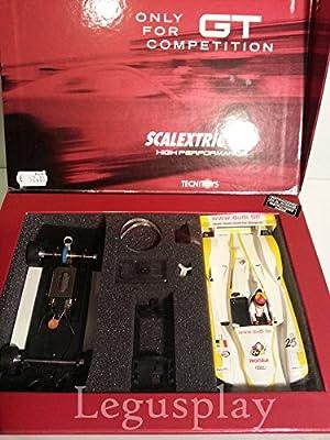Slot SCX Scalextric 5061 Audi R8 Pro Nº25