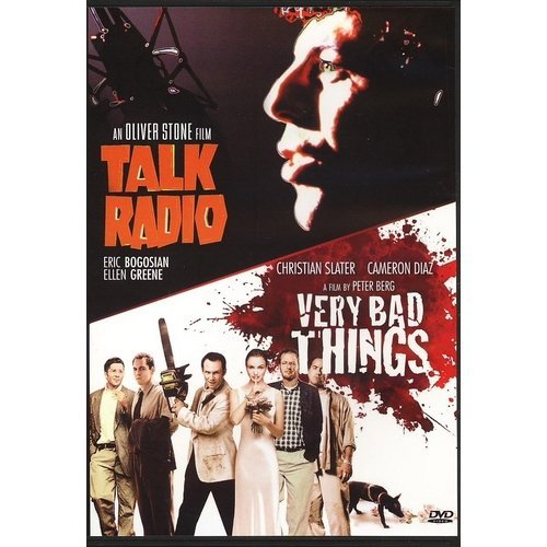 Talk Radio / Very Bad Things [Import USA Zone 1] (Talk Radio)