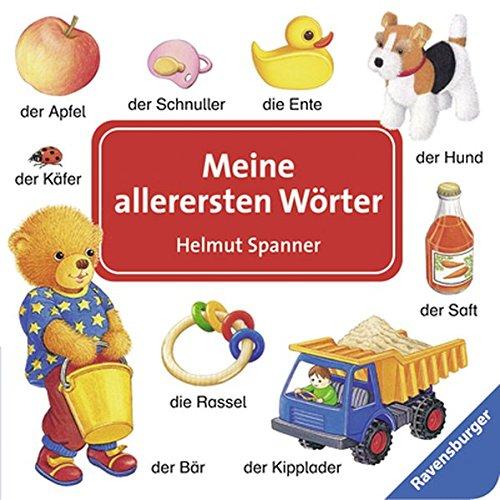 Meine allerersten Wörter - Meine Spielsachen Buch